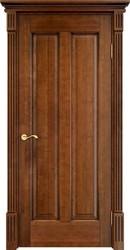 Дверь ОЛ 102 Коньяк патина
