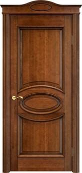 Дверь  ОЛ 26 Коньяк патина