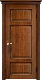Дверь Ольха 55 Коньяк патина