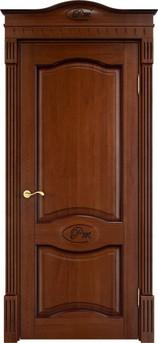 Дверь Д 3 Коньяк патина
