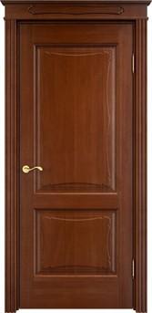Дверь Д 6/2 Коньяк