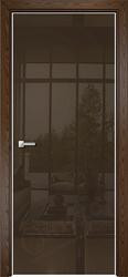Дверь Арт стекло Lacobel Ral 8028