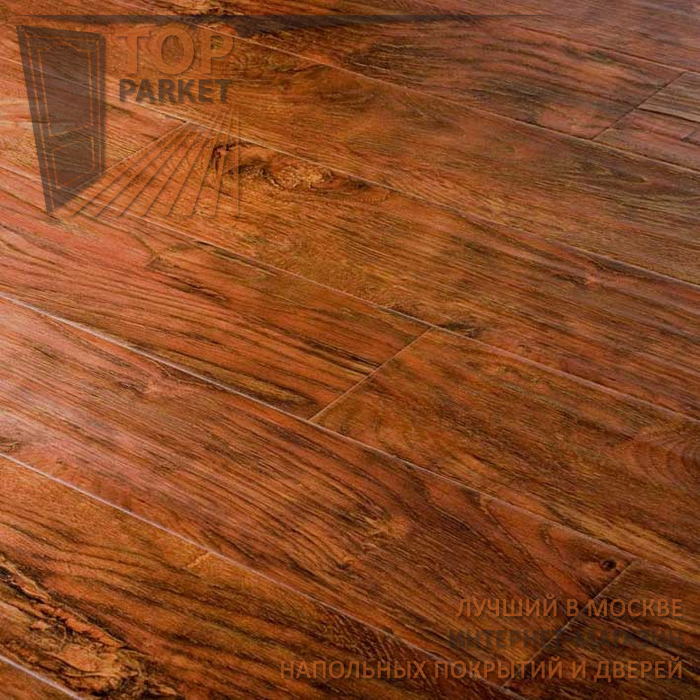 Ламинат Ecoflooring Villa Сосна Мореная 33 класс 12 мм (1212х142)