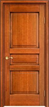 Дверь ОЛ 5 Медовый патина орех