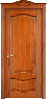 Дверь ОЛ 33 Медовый патина орех