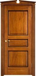 Дверь Д 5 Медовый патина орех