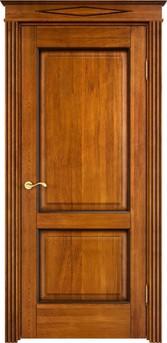 Дверь Д 13 Медовый патина орех