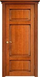 Межкомнатная дверь Итальянская легенда Ольха 55 Медовый+патина орех