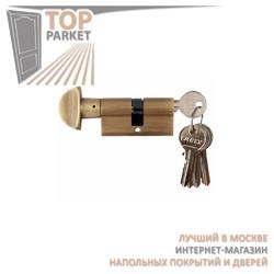 Цилиндр латунный Melodia 60/30-30WC Матовая бронза