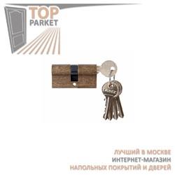 Цилиндр латунный Melodia 60/30-30 Античная бронза
