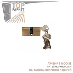 Цилиндр латунный Melodia 60/30-30 Матовая бронза