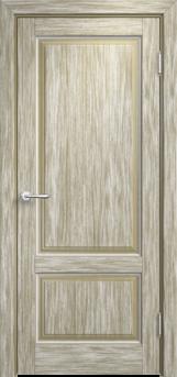 Дверь Мадера  Винтаж 13  Браш Мох белая патина