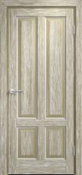 Дверь Мадера  Винтаж 15  Браш Мох белая патина
