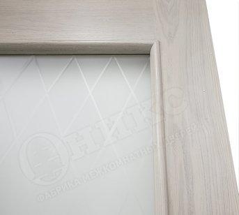 Дверь остекленная Марсель Мокко