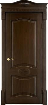 Дверь Дуб Д 3 Мореный дуб