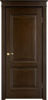 Дверь Д 6/2 Мореный дуб