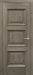 Дверь милан дуб античный с накладной филенкой
