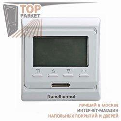 Терморегулятор программируемый, встраиваемый NanoThermal E - 51.716 (датчик t пола и воздуха)