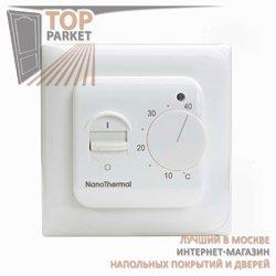 Терморегулятор электромеханический, встраиваемый NanoThermal Eastec RTC-70.16 (датчик t по воздуху)