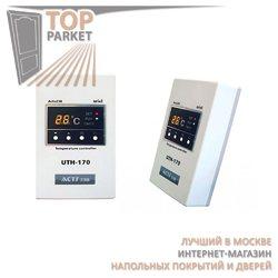 Терморегулятор электронный, накладной NanoThermal UTH-170 (датчик t по полу) таймер отключения