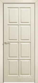 Дверь Неаполь фрезерованное слоновая кость