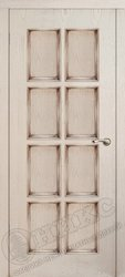 Дверь неаполь патина