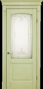 Дверь Альверо ДО Виктория, Олива