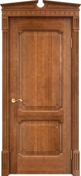 Дверь ОЛ 7.2 Орех 10%