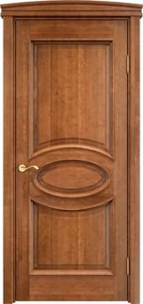 Дверь ОЛ 26 Орех 10%