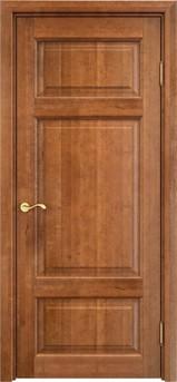 Дверь ОЛ 55 Орех 10%