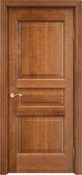Дверь ОЛ 5 Oрех 10%