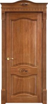 Дверь Д 3 Орех 10%