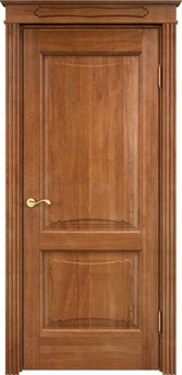 Дверь Д 6/2 Орех 10%