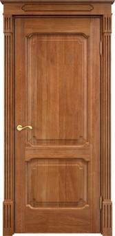 Дверь Д 7/2 Орех 10%