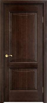 Дверь ОЛ 6.2 Темный орех 15%