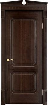 Дверь ОЛ 7.2 Темный орех 15%