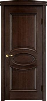 Дверь ОЛ 26 Темный орех 15%
