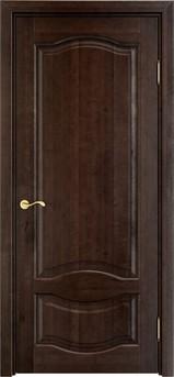 Дверь ОЛ 33 Темный орех 15%