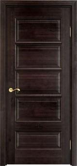 Дверь ОЛ 44 Темный орех 15%