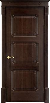 Дверь ОЛ 7.3 Темный орех 15%