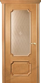 Дверь остекленная Палермо Анегри
