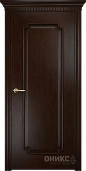 Дверь  Палермо 2 палисандр