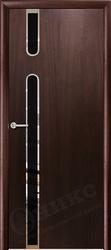 Дверь рондо палисандр