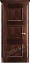 Дверь милан палисандр