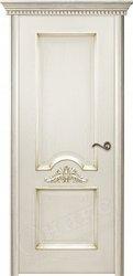 Дверь Византия Патина золото