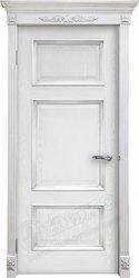 Дверь Прованс Паитна серебро