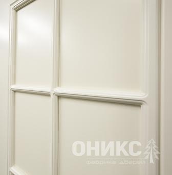 Дверь Турин фрезерованное эмаль слоновая кость