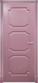 Дверь Валенсия фрезерованное эмаль по RAL