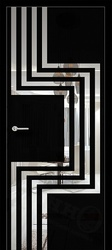 Дверь Арт стекло Lacobel рисунок 2