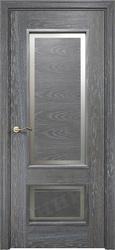 Дверь премиум дуб седой